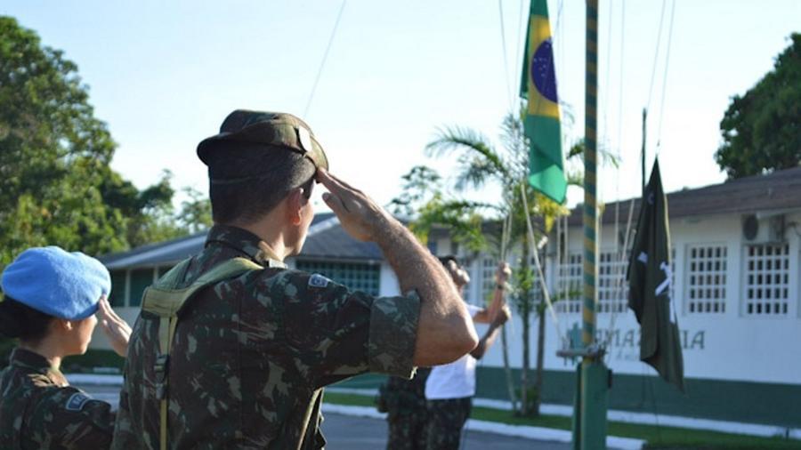 Ministério da Defesa divulga nota sobre custos de alimentação de militares - Divulgação