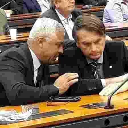 Major Olimpio diz que pacote de medidas que BOlsonaro anunciará nesta semana não será votado neste ano - Facebook/Major Olimpio