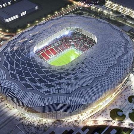 Estádio Cidade da Educação, que receberá a final do Mundial-2020 com público - Divulgação