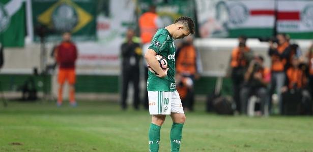 Palmeiras foi eliminado nos pênaltis pelo Barcelona-EQU