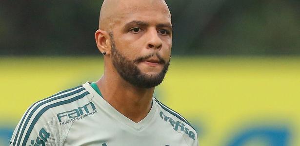 Felipe Melo deve entrar na pauta do STJD nos próximos dias