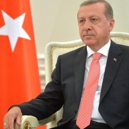 Fotografia do presidente turco, Recep Tayyip Erdogan - Wikimedia Commons