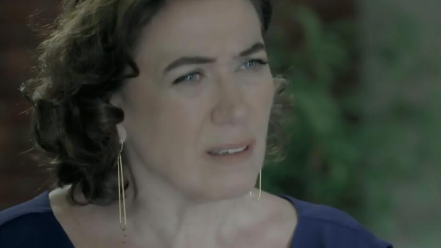 Maria Marta (Lília Cabral) em Império (Reprodução/Globo) - Reprodução / Internet