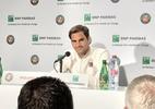 Programação Roland Garros: Federer faz seu retorno ao Slam francês neste domingo - (Sem crédito)