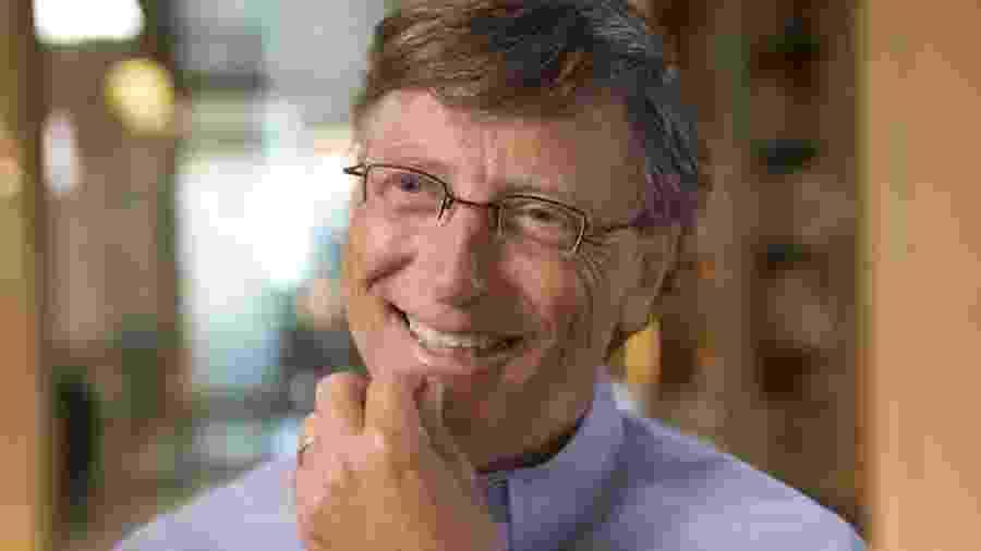 Bill Gates não faz investimentos mirabolantes para ver seu dinheiro aumentar - Reprodução