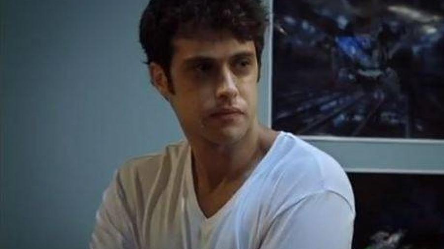 Ronny Kriwat como Guto em Apocalipse (Reprodução / Record TV) - Reprodução / Internet