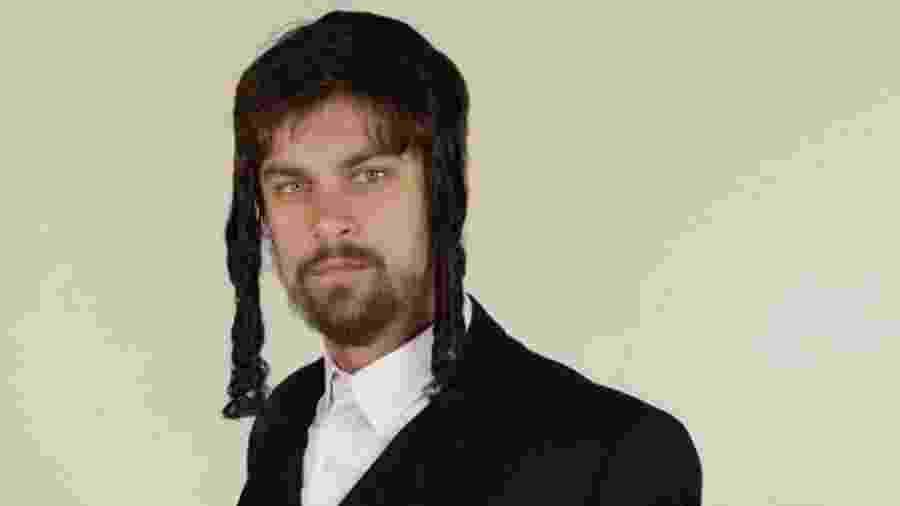 Raphael Sander como Noah em Apocalipse (Foto: Divulgação/Record TV) - Reprodução / Internet