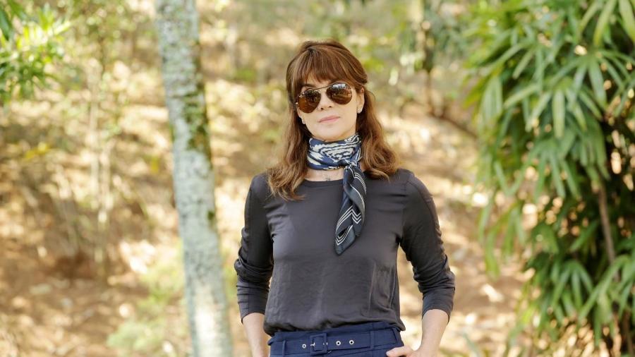 Mônica Torres como Susana em Apocalipse (Divulgação / Record TV) - Reprodução / Internet