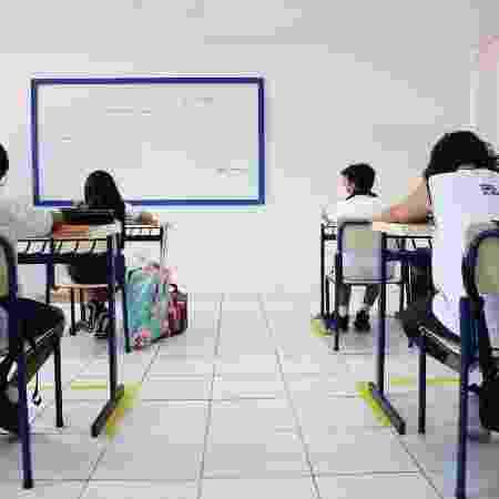 51 alunos e funcionários de escolas estaduais tiveram covid-19 desde a reabertura em SP -                                 Brenda Alcântara/JC Imagem
