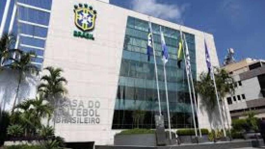 Cúpula da CBF contrariou fala de autoridade do Ministério da Economia                           - Reprodução