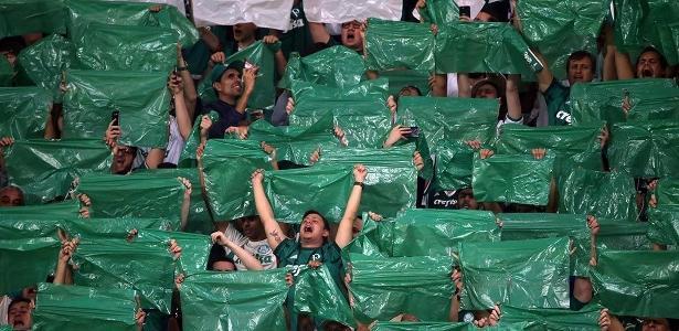Torcida do Palmeiras voltará ao Allianz Parque para a estreia do Paulista