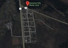 Deslizamento mata três pessoas e deixa 15 desaparecidos no Chile - Foto: Reprodução Google Maps