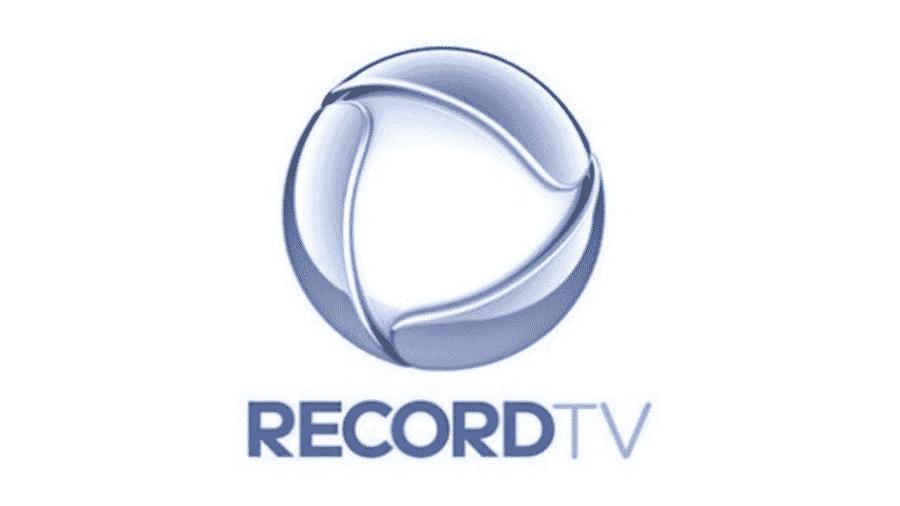 Logotipo da Record TV - Reprodução/ RecordTV