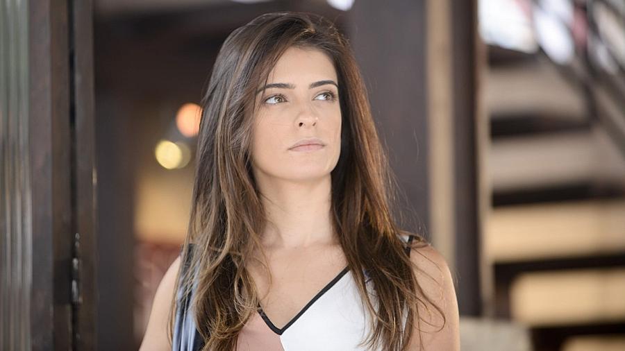 Lisandra Cortez interpreta a vilã Débora em As Aventuras de Poliana (Divulgação: SBT) - Lisandra Cortez interpreta a vilã Débora em As Aventuras de Poliana (Divulgação: SBT)