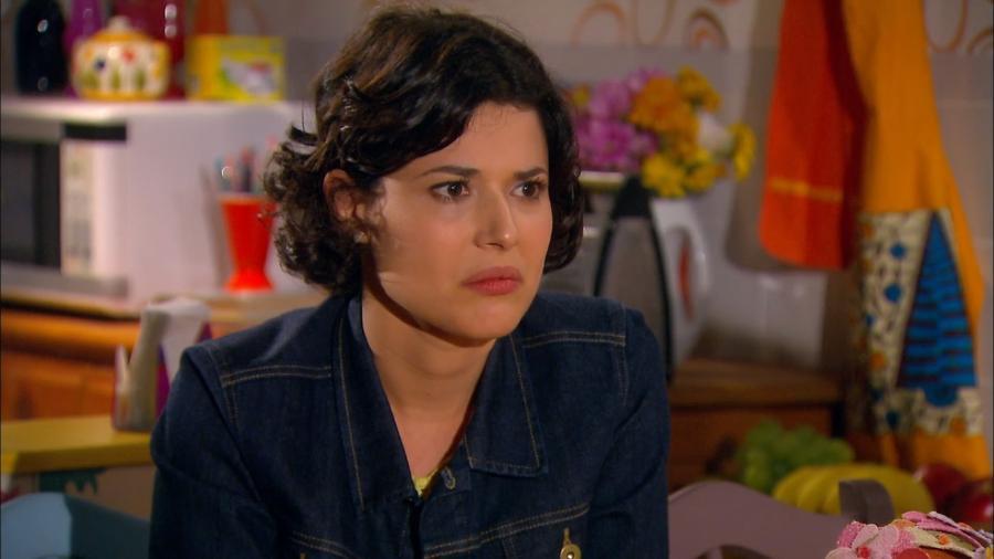 Carol (Manuela do Monte) cena de Chiquititas (Reprodução / SBT)  - Reprodução / Internet