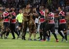Proibição de bebidas em estádios não reduziu violência, diz pesquisa - Alexandre Gondim/JC Imagem