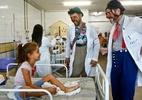 Sorrir é o melhor remédio e os Doutores da Alegria provam isso - Foto: Diego Nigro/JC Imagem
