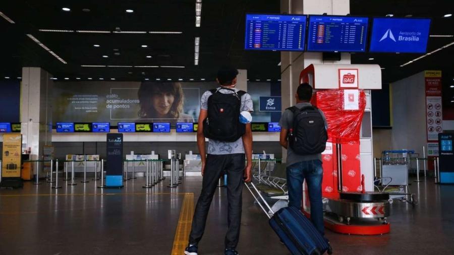 Casa Branca confirma que voltará a impor restrições a viagens do Brasil e outros países -                                 AGÊNCIA BRASIL