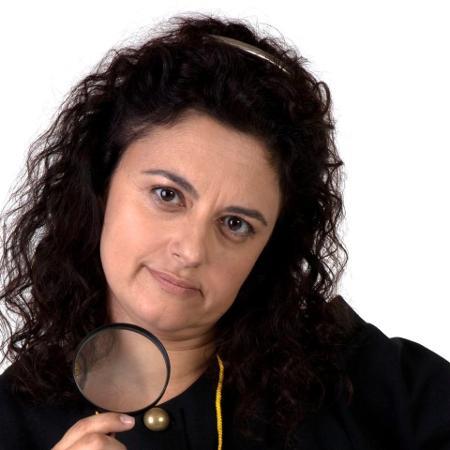 Carla Fioroni como Ernestina em Chiquititas (Lourival Ribeiro / SBT) - Reprodução / Internet