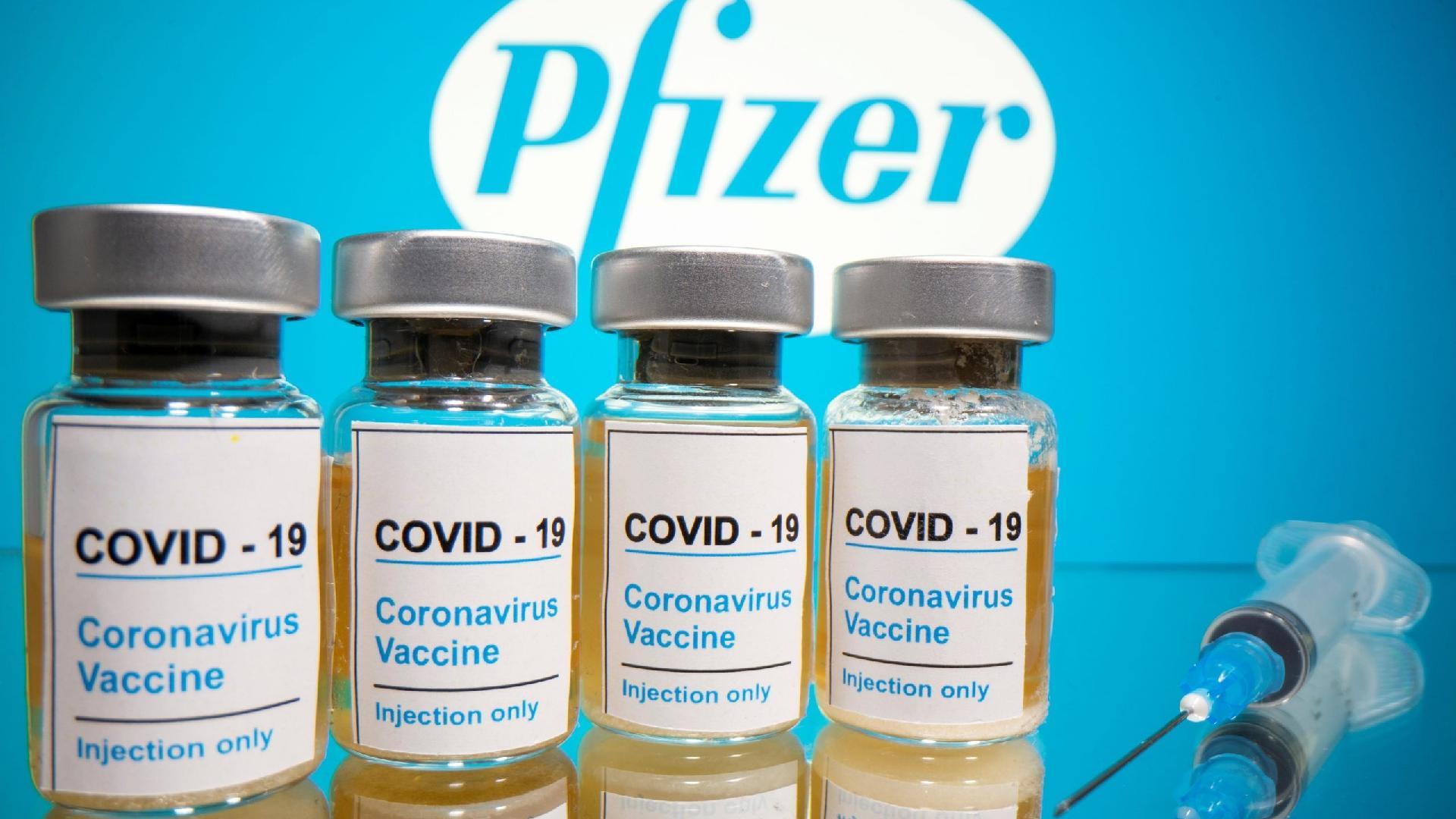 Ministério da Saúde: vacina Pfizer está sendo analisada para aquisição