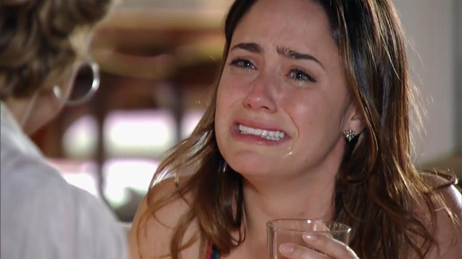 Eva (Ana Beatriz Nogueira) e Ana (Fernanda Vasconcellos) em A Vida da Gente (Reprodução/TV Globo). - Reprodução / Internet