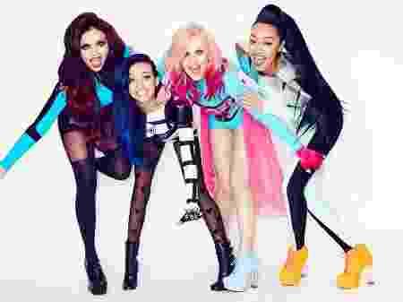 O grupo britânico Little Mix (FOTO: Reprodução)