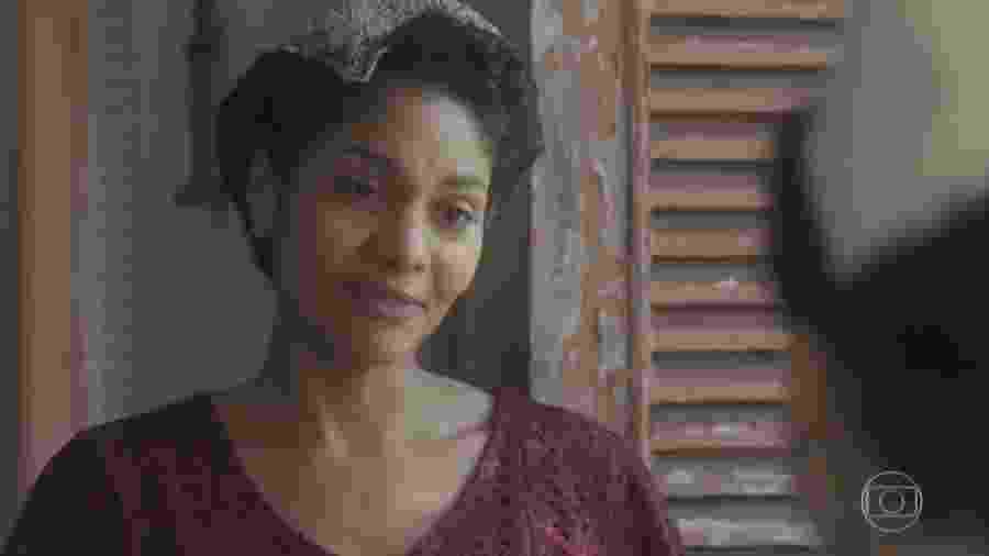 Shirley (Bárbara Reis) em Éramos Seis (Reprodução) - Reprodução