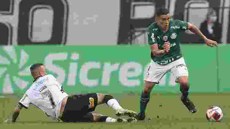 Renan, do Palmeiras, desperta interesse de rival do PSG - Cesar Greco / Palmeiras - Cesar Greco / Palmeiras