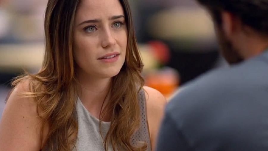 Ana (Fernanda Vasconcellos) em A Vida da Gente (Reprodução/TV Globo). - Reprodução / Internet