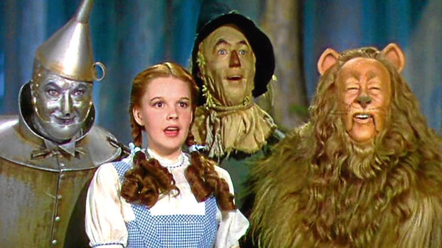 """Cena de """"O Mágico de Oz"""" - Reprodução"""