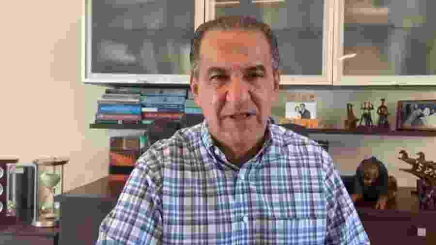O pastor presidente da Igreja Assembleia de Deus - Vitória em Cristo, Silas Malafaia - Reprodução