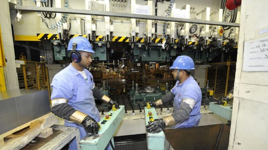 Terceiro trimestre registrou alta na produtividade do trabalho na indústria - JOSé PAULO LACERDA/CNI/DIVULGAçãO