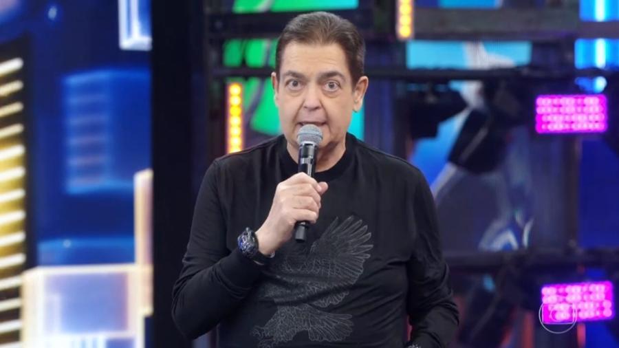 Faustão deve deixar a Globo sem se despedir dos espectadores (Reprodução: Globo) - Reprodução / Internet