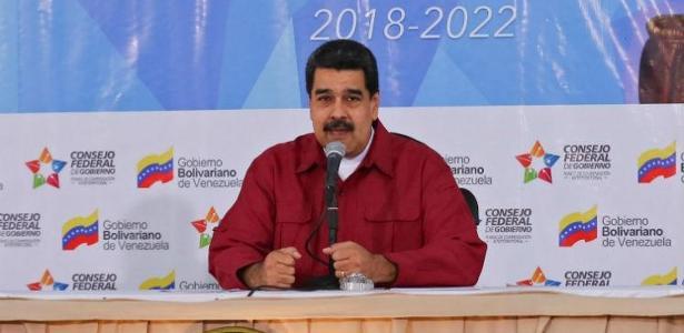 Presidente da República Bolivariana da Venezuela, Nicolás Maduro
