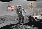 Seu smartphone seria poderoso o suficiente para te levar até a Lua? (Foto: NASA)