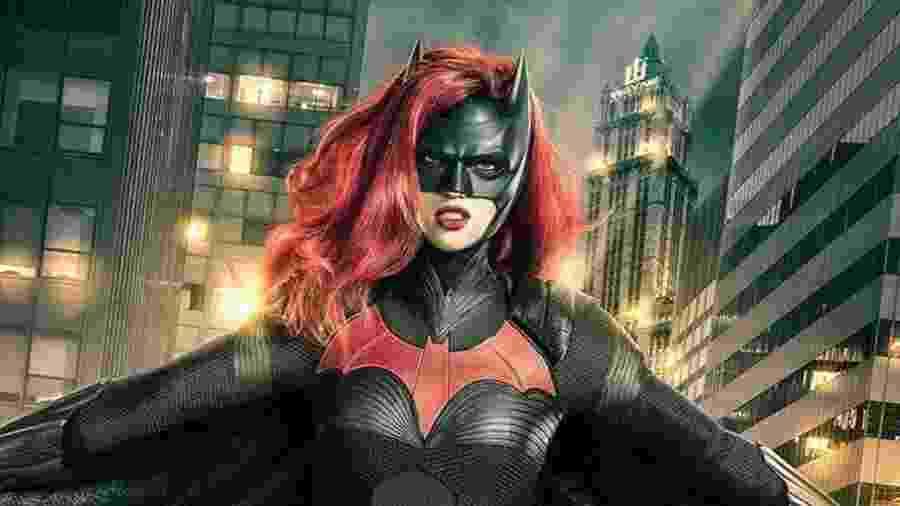 """Ruby Rose como Kate Kane em """"Batwoman"""" - Divulgação"""