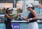 Luisa Stefani vai à semi de duplas no WTA 1000 de Miami - (Sem crédito)