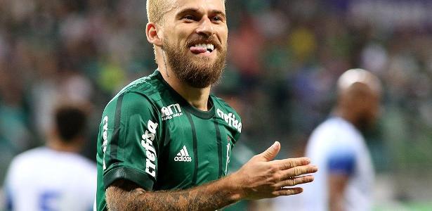 Lucas Lima reencontra o Santos no clássico deste domingo, no Allianz Parque