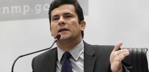 O juiz Sérgio Moro despachou sobre o processo mesmo em férias - Foto: Gil Ferrera / Agência Brasil