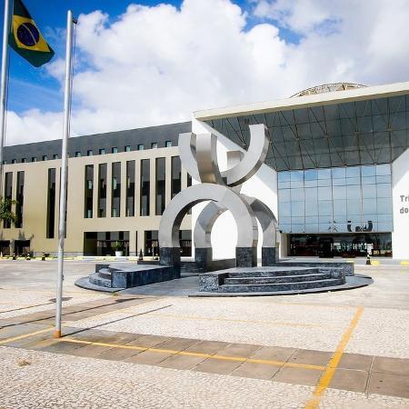 Sede do TJ-BA, cujo presidente e outros desembargadores são alvo da PF - Divulgação