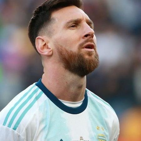 Messi é capitão da Argentina - GettyImages