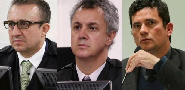 Favreto, Gebran e Moro tiveram embates em 8 de julho sobre libertação de Lula