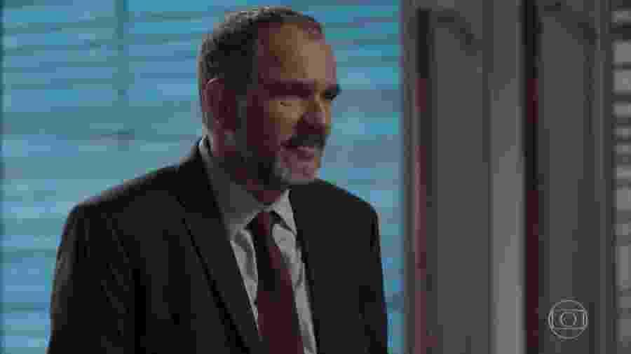 Germano (Humberto Martins) em Totalmente Demais (Reprodução/TV Globo). - Reprodução / Internet