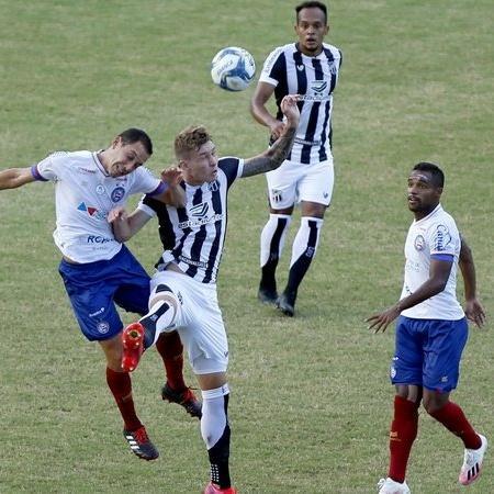Bahia e Ceará, pelo primeiro confronto da Copa do Nordeste em 2020 - Felipe Oliveira / EC Bahia/ Fotos Públicas