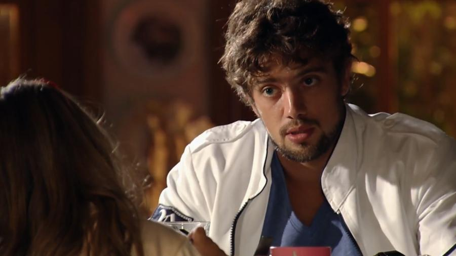 Rodrigo (Rafael Cardoso) em A Vida da Gente (Reprodução/TV Globo). - Reprodução / Internet
