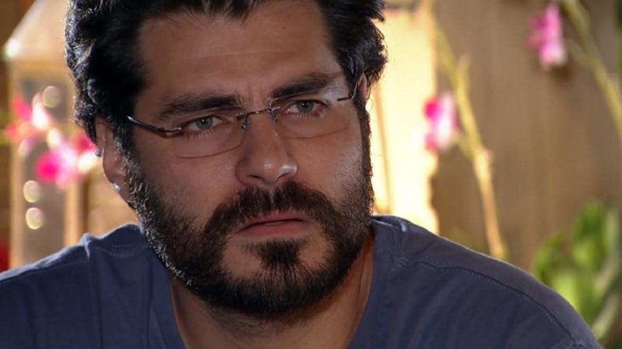 Lúcio (Thiago Lacerda) em A Vida da Gente (Foto: Reprodução/Globo) - Reprodução / Internet