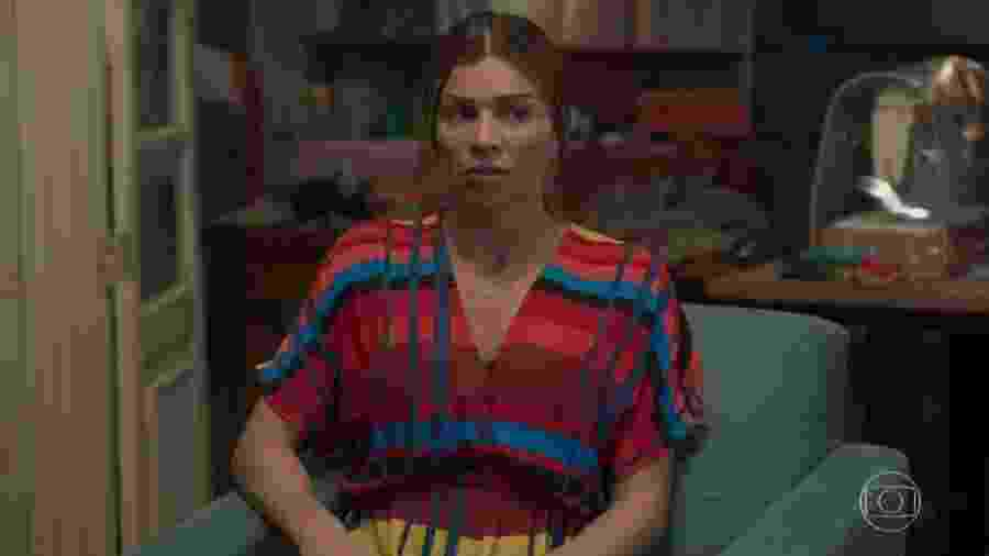 Paloma (Grazi Massafera) em Bom Sucesso (Reprodução/TV Globo). - Paloma (Grazi Massafera) em Bom Sucesso (Reprodução/TV Globo).
