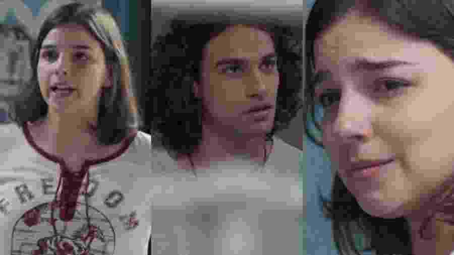 Keyla (Gabriela Medvedovski) e Deco (Pablo Morais) de Malhação - Viva a Diferença (Reprodução - TV Globo) - Reprodução / Internet