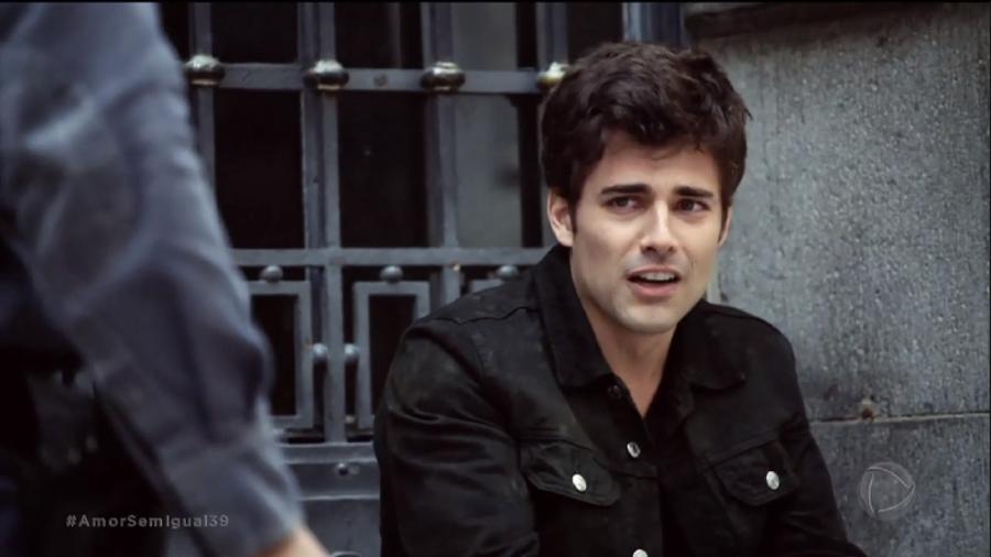 Miguel Coelho como Antônio Júnior em Amor Sem Igual (Reprodução / Record TV) - Reprodução / Internet