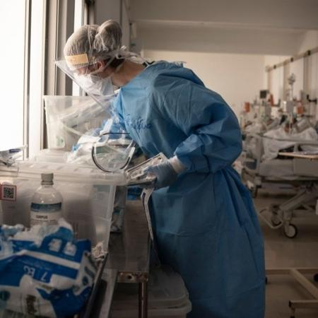 EUA negociam com Brasil envio de US$20 mi em medicamentos contra Covid-19 - Getty Images